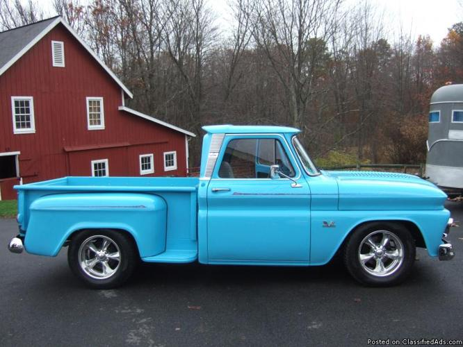 1964 Chevy Truck Short Bed